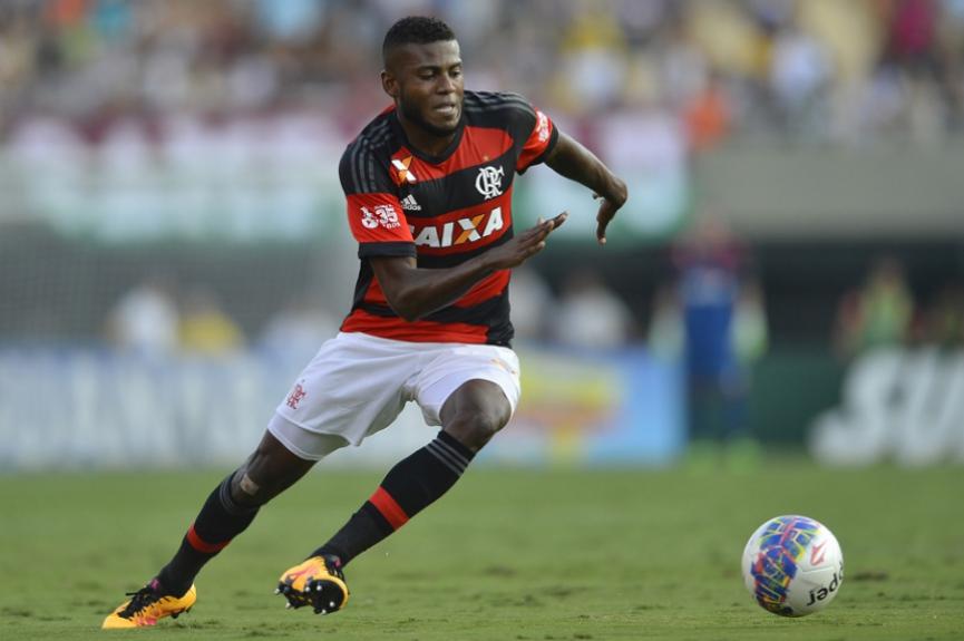 Flamengo - Marcelo Cirino (foto:Mauro Horita/LANCE!Press)