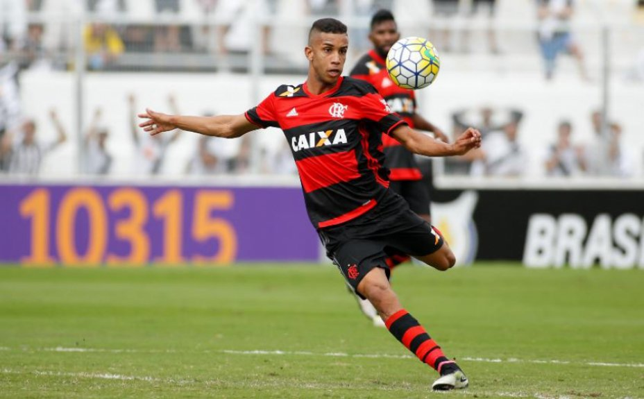 Jorge - Lateral do Flamengo
