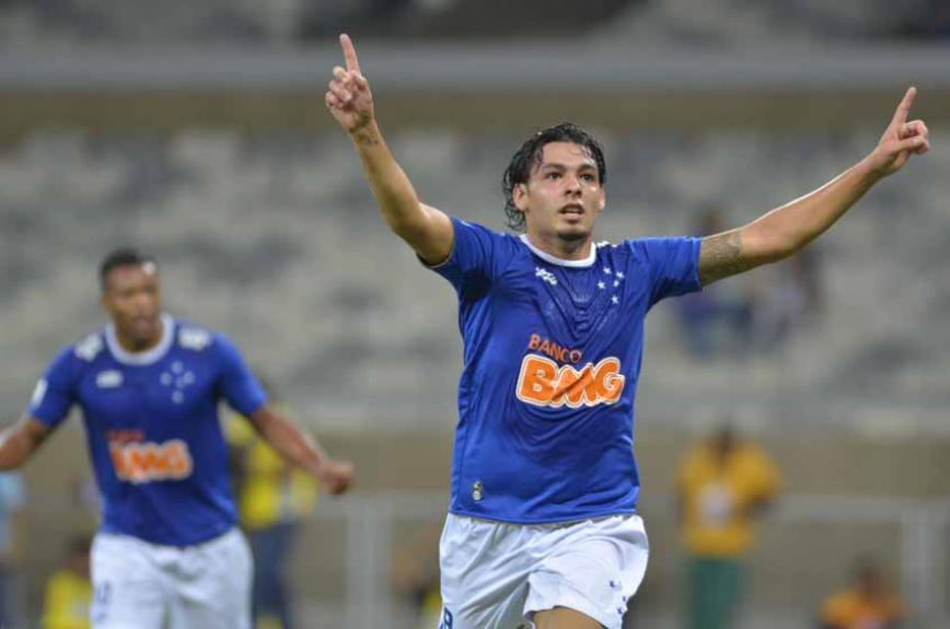 Artilheiros na 13 rodada -  Ricardo Goulart no Cruzeiro em 2014