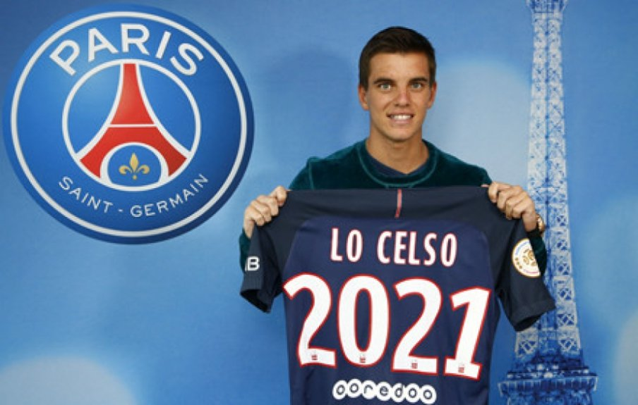 Lo Celso - PSG