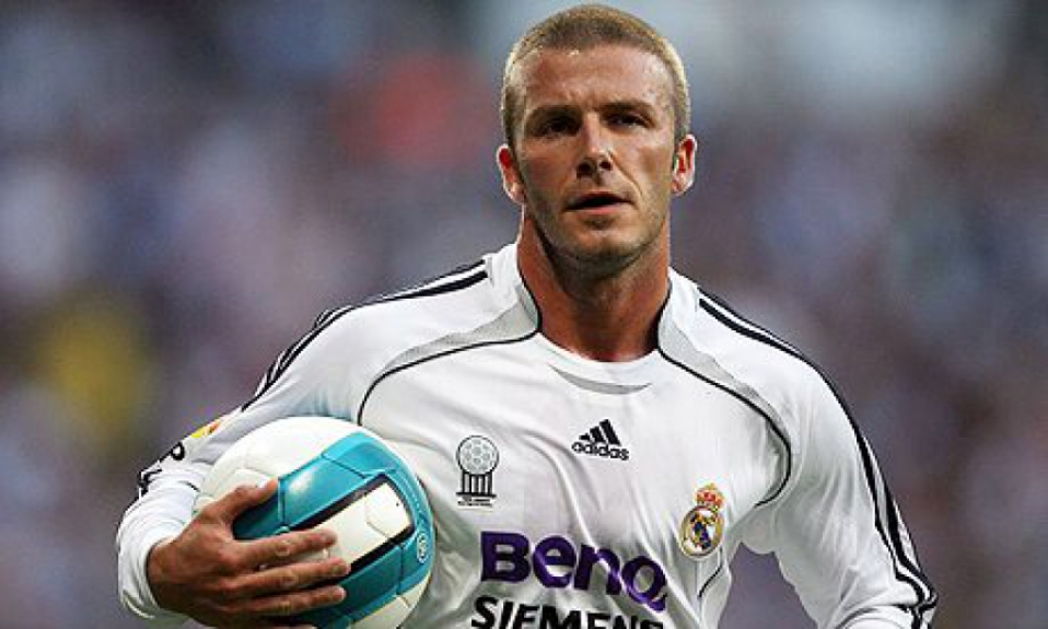 David Beckham - Real Madrid