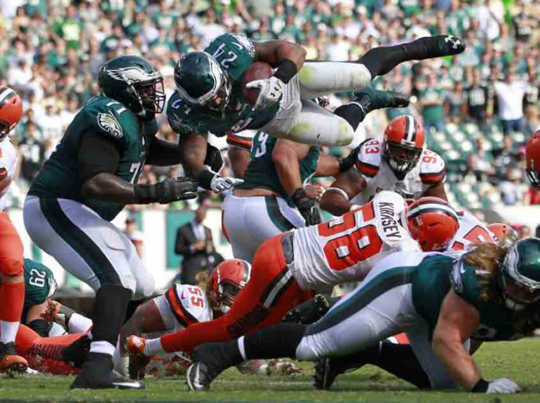 Philadelphia Eagles x Cleveland Browns