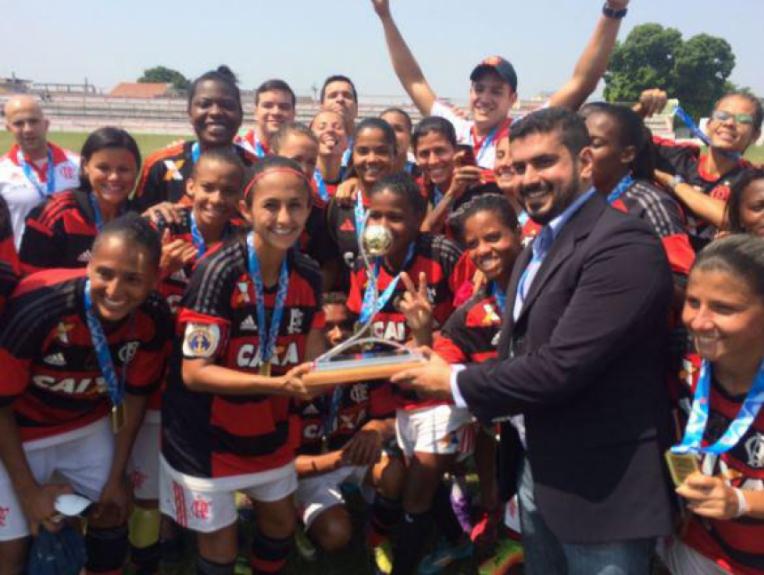 Flamengo - Futebol Feminino