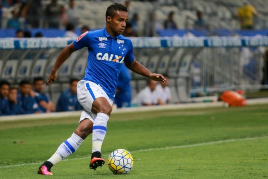 Élber - Cruzeiro x Botafogo