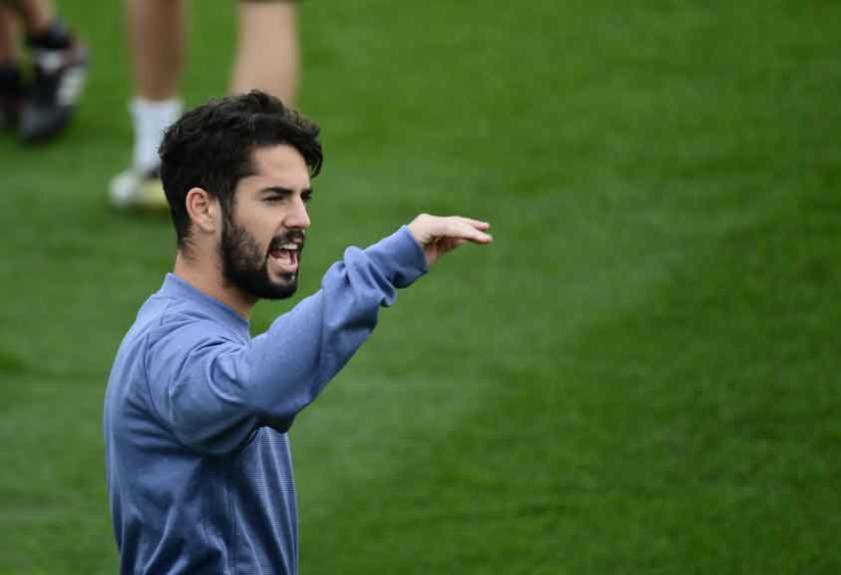 Isco - Real Madrid