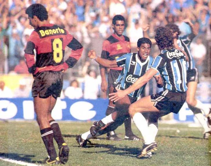 189232891a Copa do Brasil 1989 Grêmio x Sport