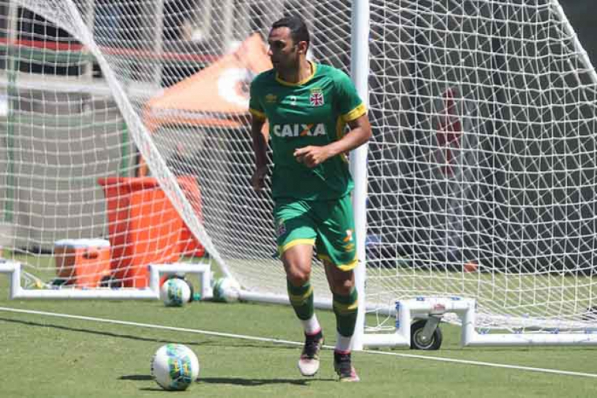 Treino Vasco - Rafael Marques