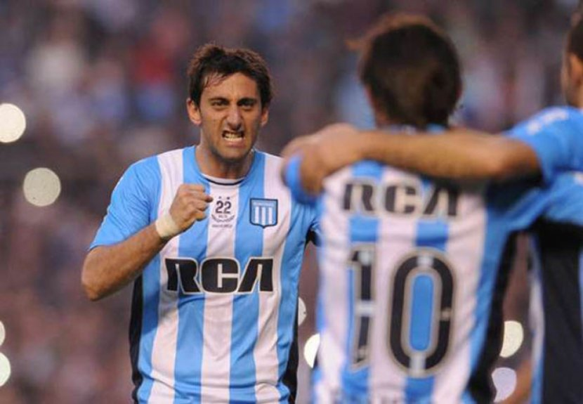 Diego Milito - Racing