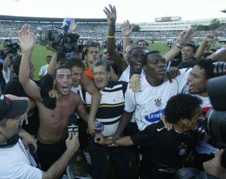 Campeão Brasileiro - Corinthians 2005