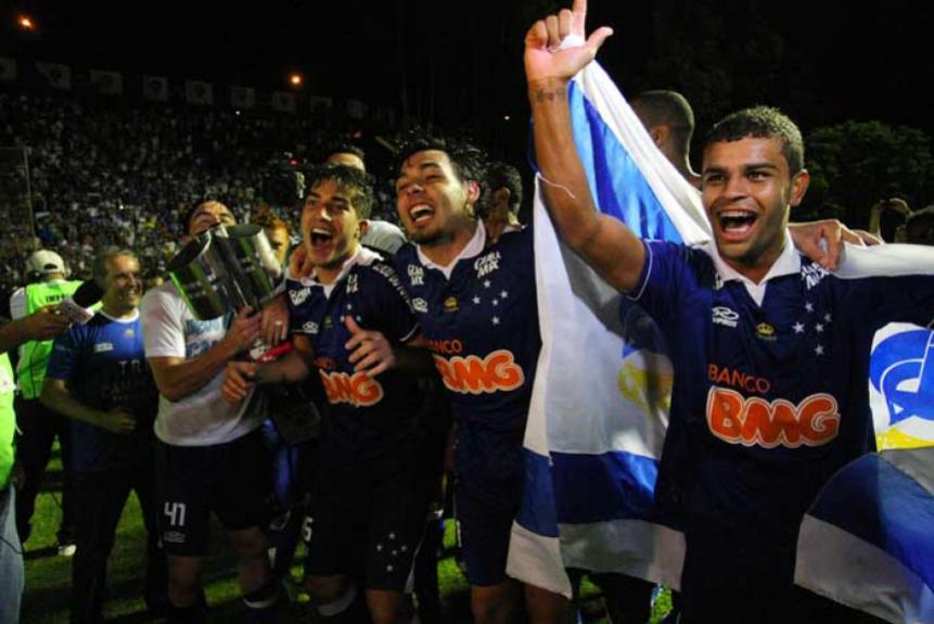 Campeão Brasileiro - Cruzeiro 2013