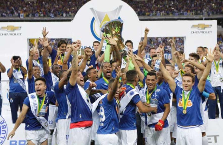 Campeão Brasileiro - Cruzeiro 2014