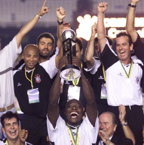 Mundial de Clubes, Corinthians 2000