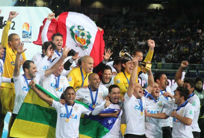 Mundial de Clubes, Corinthians 2012