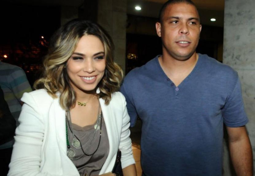 Bia Antony, ex-esposa do Ronaldo