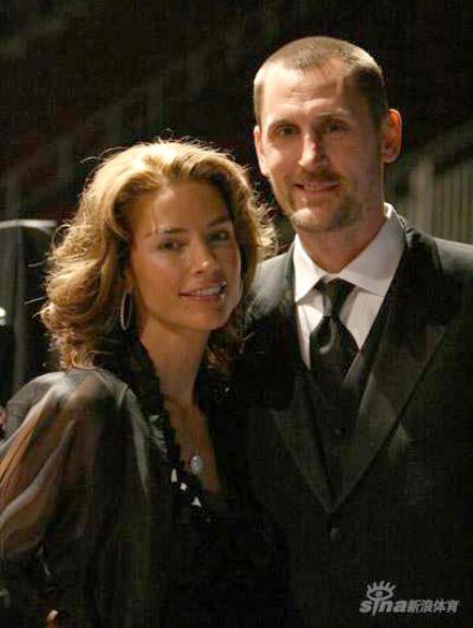 Brent Barry e Erin Barry