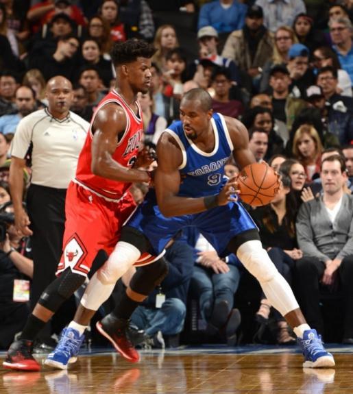 Chicago Bulls x Toronto Raptors