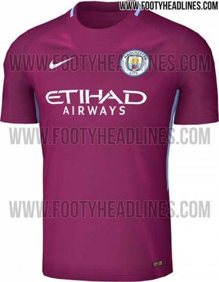 e8a5c8c7e7 Veja 25 camisas da próxima temporada europeia que já vazaram na ...