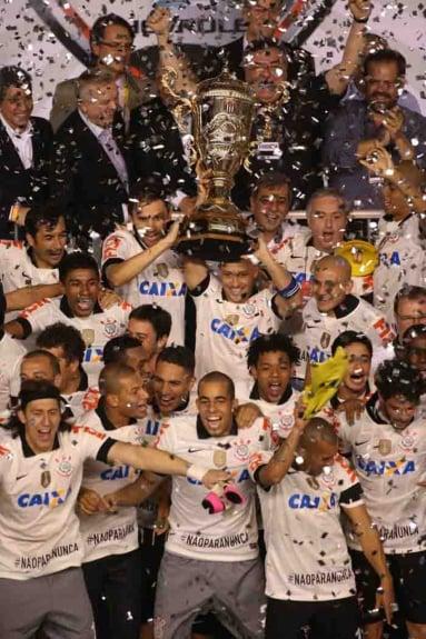 Corinthians campeão paulista de 2013