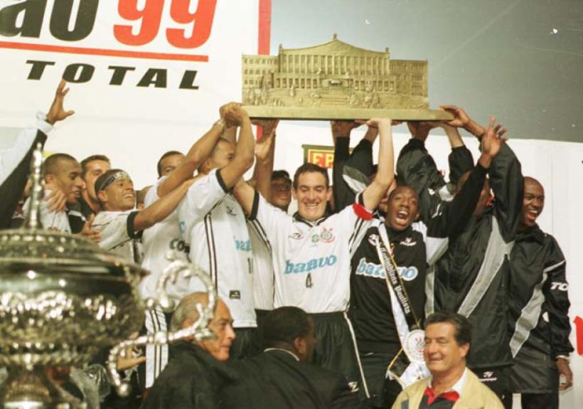 Corinthians campeão - 1999