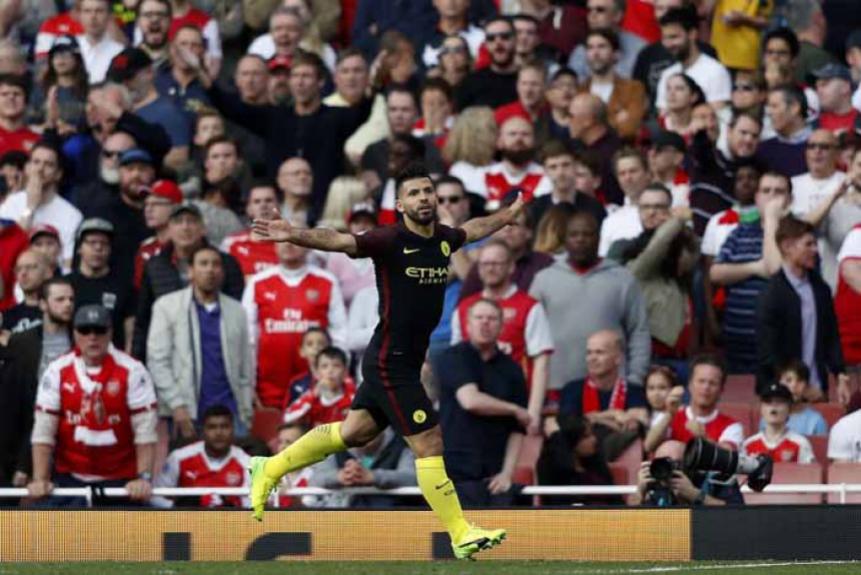 Arsenal x Manchester City