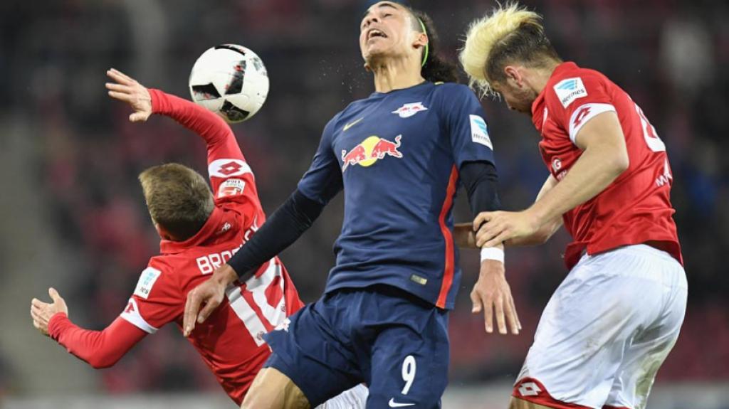 Mainz x RB Leipzig