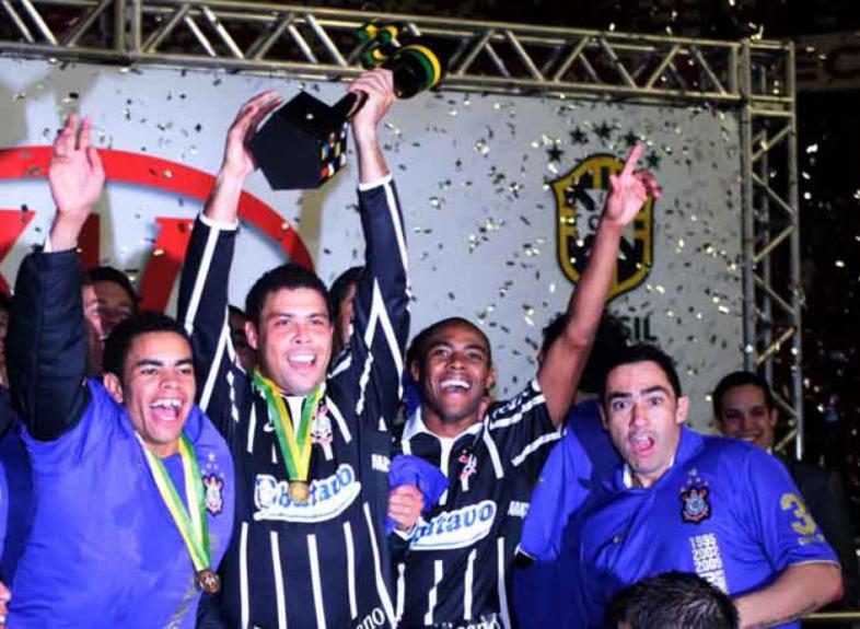 Internacional 2x2 Corinthians - 1/7/2009 - final da Copa do Brasil de 2009