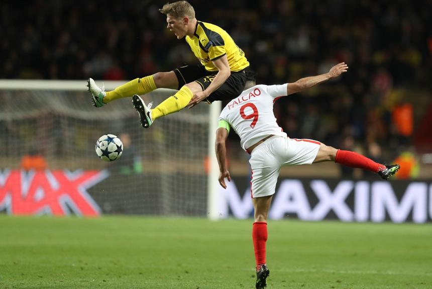 Disposição e empenho não faltaram na partida entre Monaco e Borussia Dortmund. Porém, no fim acabou prevalecendo a qualidade dos franceses, que se classificaram
