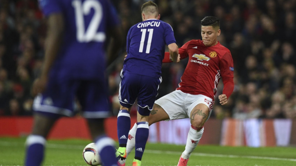 Manchester United x Anderlecht
