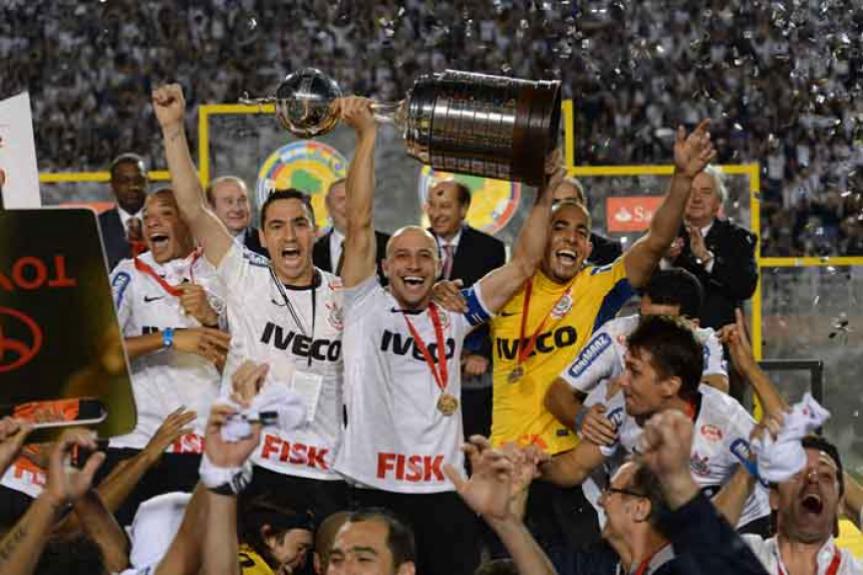 Pacaembu - Final libertadores 2012 - Corinthians x Boca Juniors