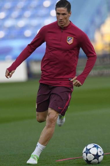 Fernando Torres - Atlético de Madrid