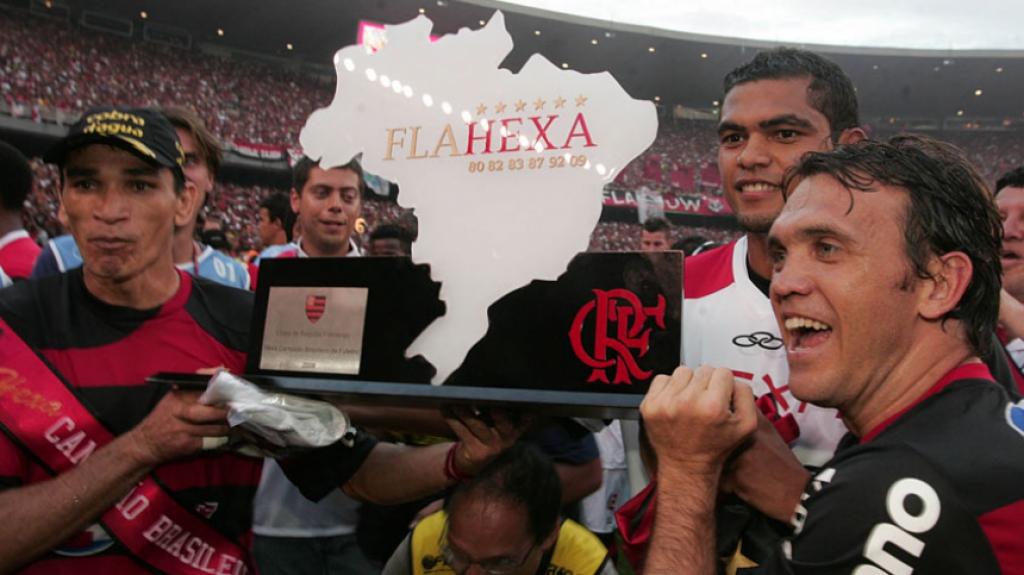 Flamengo 2009 - Campeão