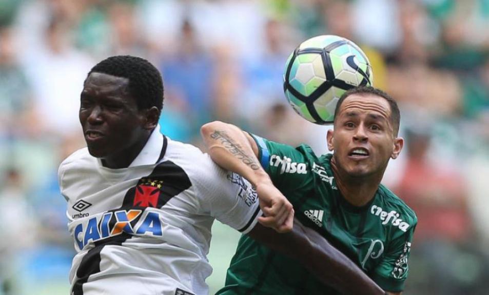 Jomar e Guerra - Palmeiras 4x0 Vasco