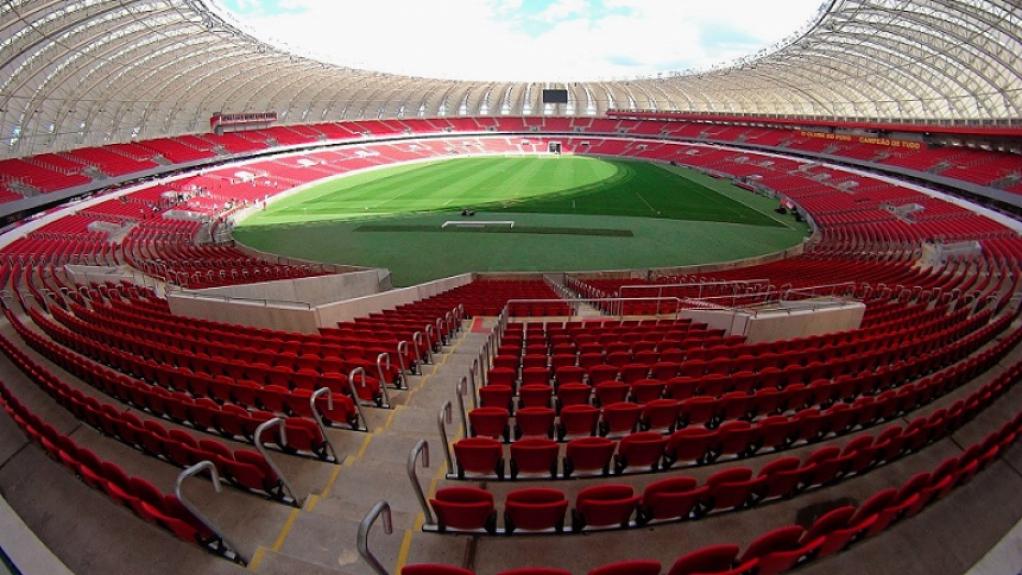 Beira-Rio será palco de Inter x Palmeiras (Foto: Divulgação)
