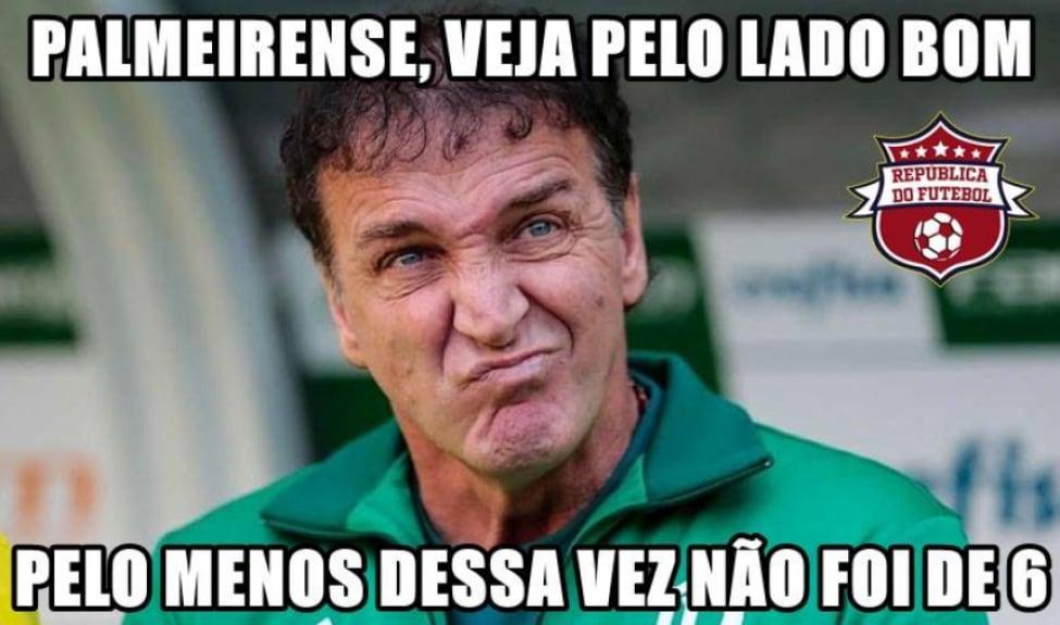 Os Melhores Memes Da Derrota Do Palmeiras Para O Coritiba A Gazeta