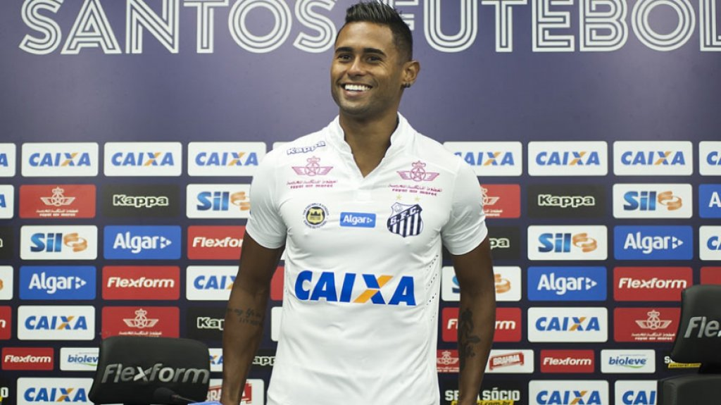 Kayke, do Santos