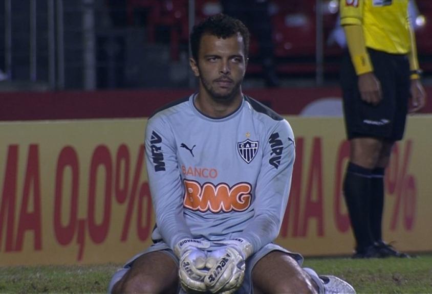 Giovanni Santos - Atlético-MG