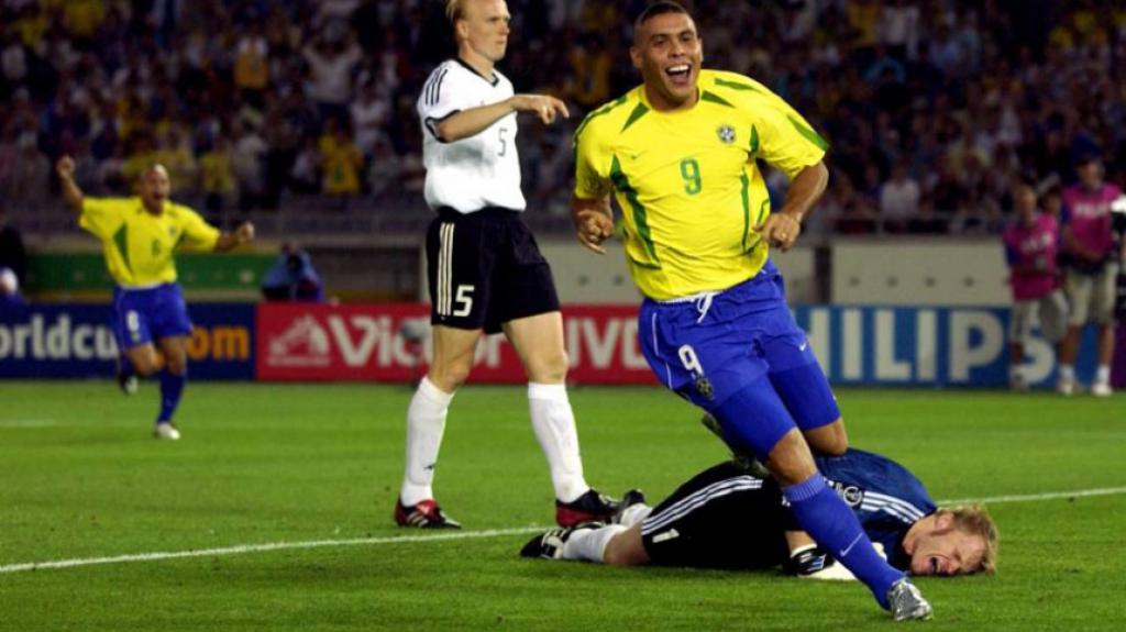 Brasil 2x0 Alemanha - 30/6/2002