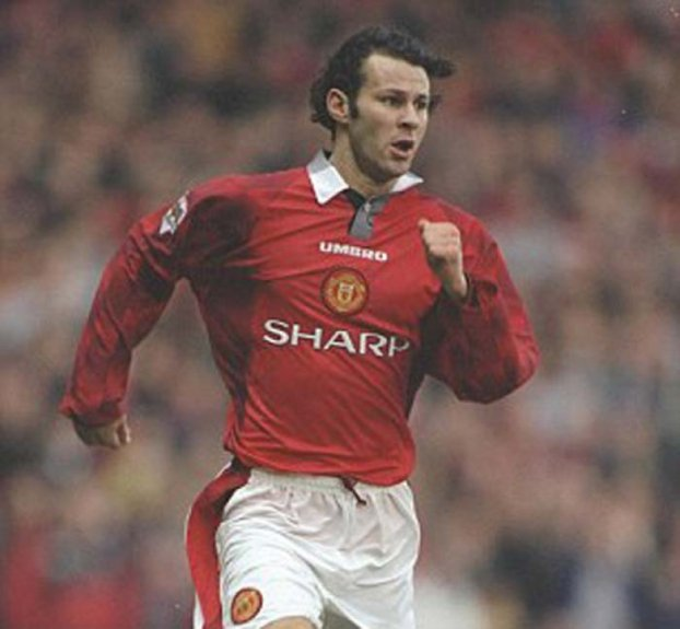 Giggs - Manchester United