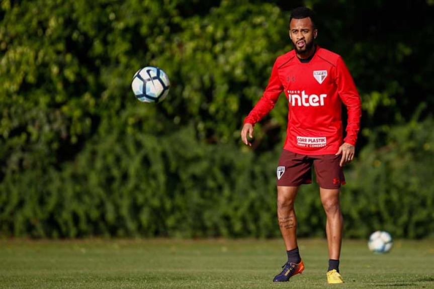 Wesley encaminha rescisão com o SP e recebe sondagens de clubes da Série A