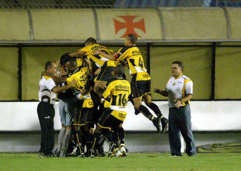 Criciúma - Brasileirão-2004