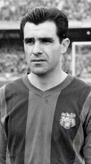 Evaristo de Macedo - Barcelona