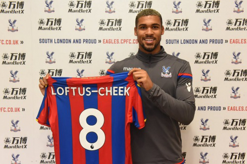 Loftus-Cheek - Crystal Palace
