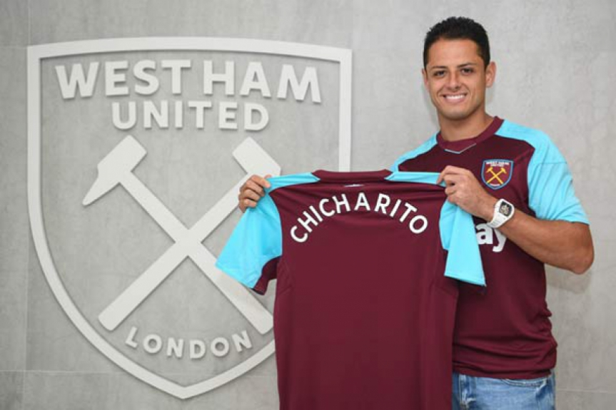 Chicharito - West Ham