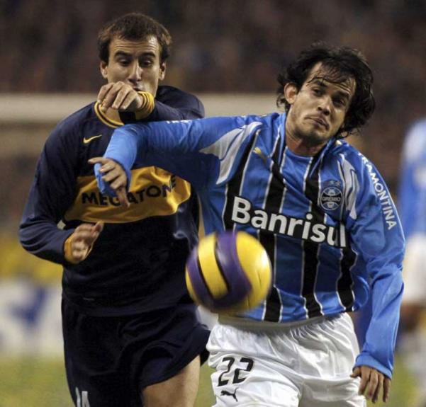 Diego Gavilán - Grêmio