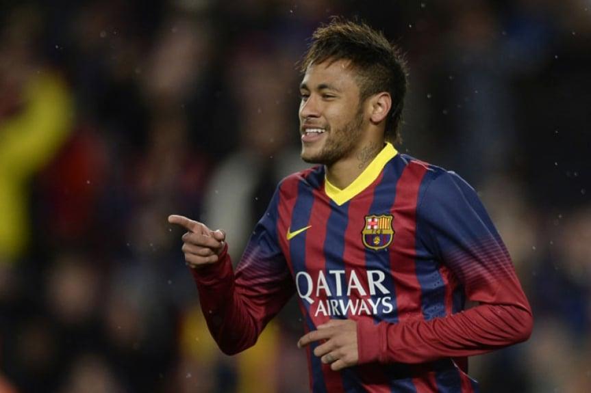 890257b3aa02e ... futebol brasileiro. Veja a lista dos 10 mais caros. Divulgação.  Barcelona 3x0 Celta de Vigo - gol de Neymar - 2014