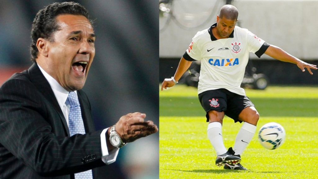 Marcelinho Carioca x Luxemburgo