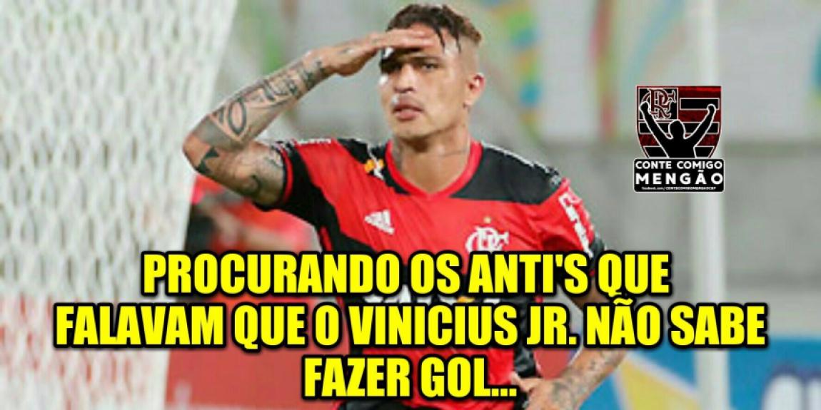 Os melhores memes da goleada do Flamengo diante do ...