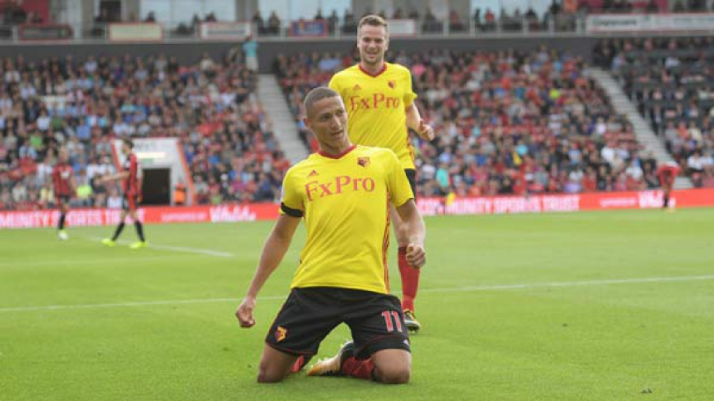 Richarlison - Bournemouth x Watford