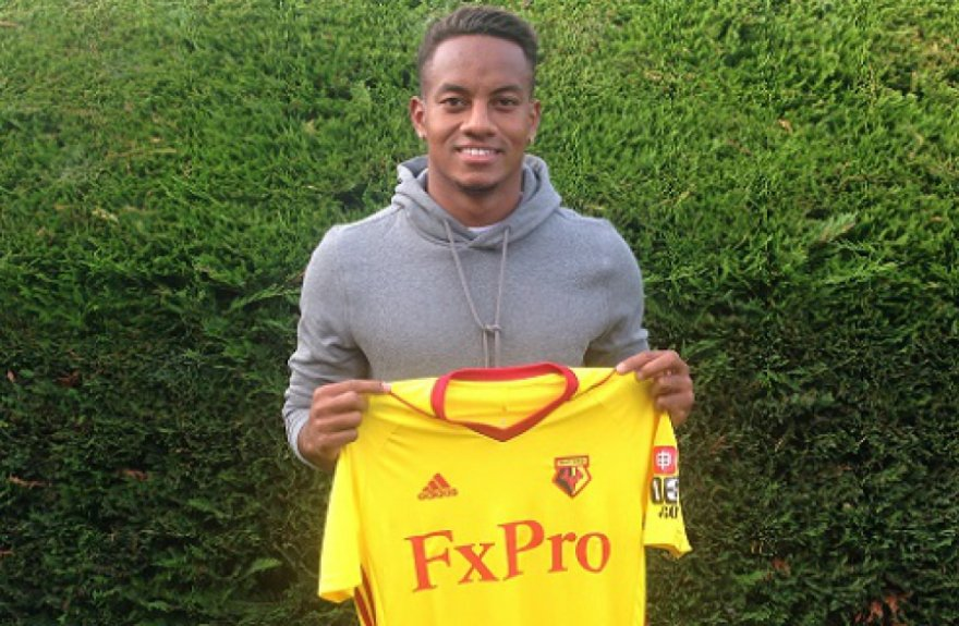 Andre Carrillo - Watford