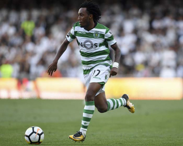 Gelson Martins, do Sporting